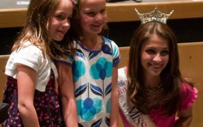 Miss NY has a cause fit for a crown