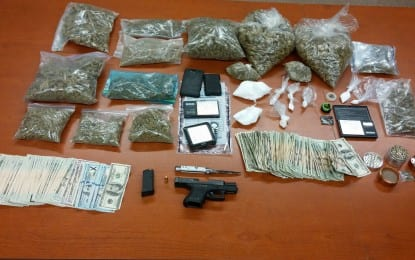 Five arrested during drug raid at Guilderland motel