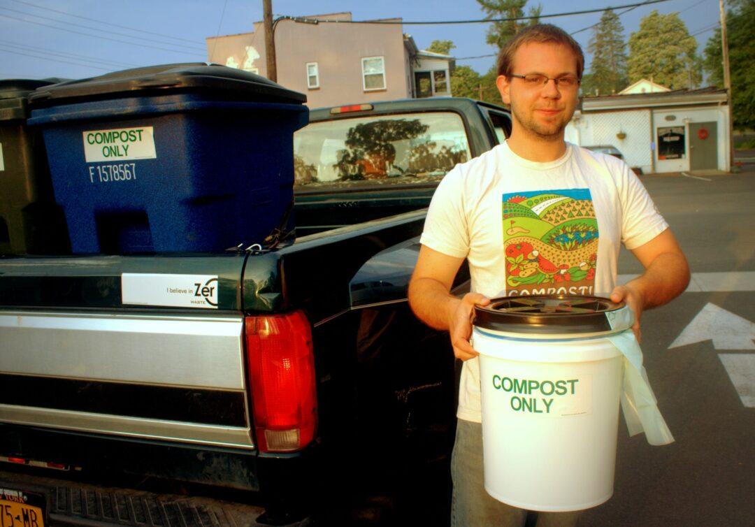 New service helps out with composting