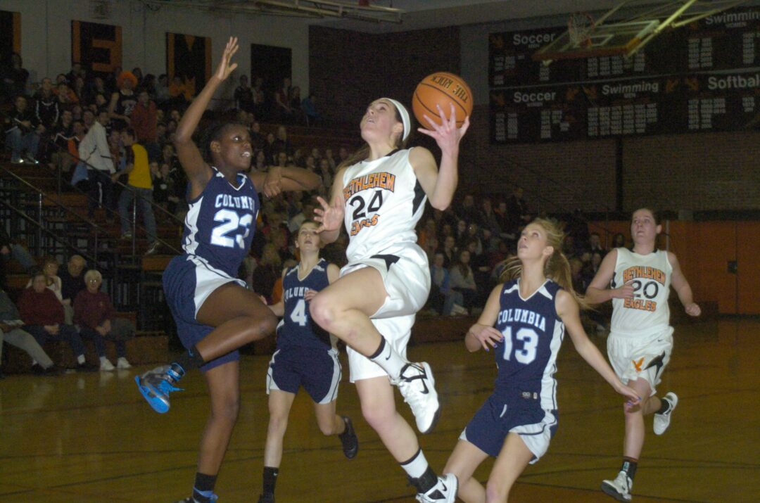 Girls basketball: Bethlehem cruises past Columbia