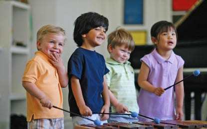 Make time for a Musical FunFest at The Music Studio