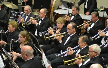 Town band to welcome the holidays