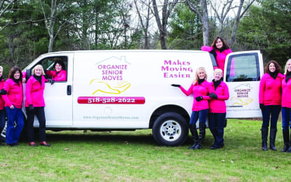 Helping seniors make their moves: Organize Senior Moves guides people through the difficult task of downsizing