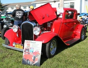 Hot rods to serve as more than eye candy