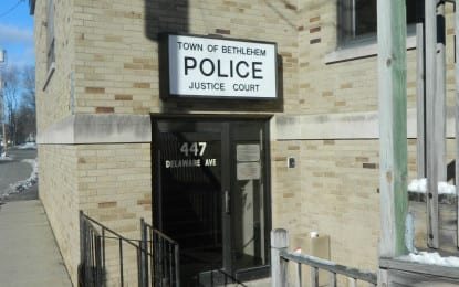 Town, police union strike deal