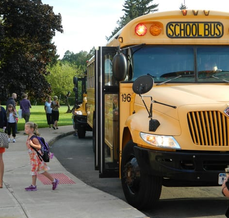Transportation forms available for North Colonie students