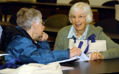 Annual event helps seniors understand the law
