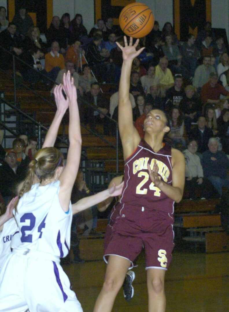 Girls basketball: Colonie pulls away from Catholic Central