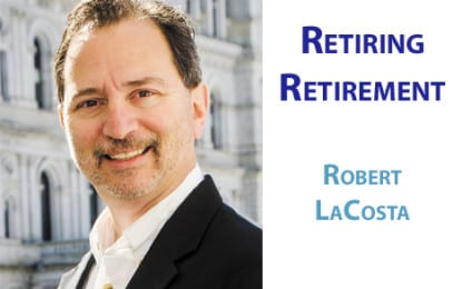 Retiring Retirement: Helping the world