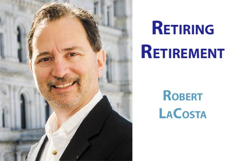 Retiring Retirement: One thing leads to another