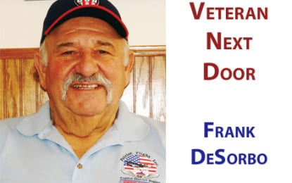 Veteran Next Door: Hop aboard the 'Veteran Train'