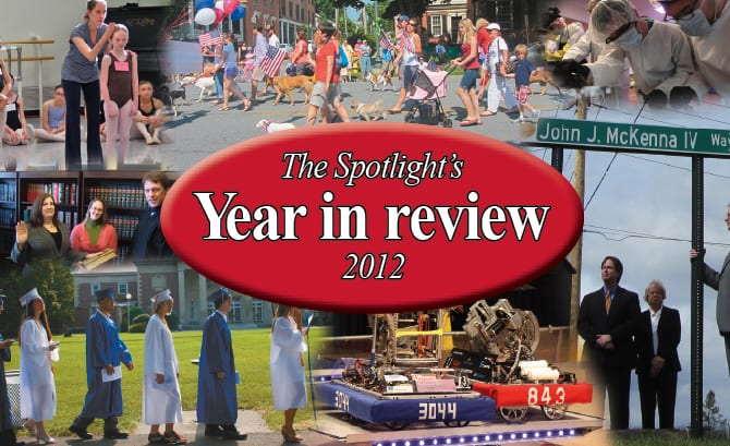 2012 in Review, Part 1, Saratoga County