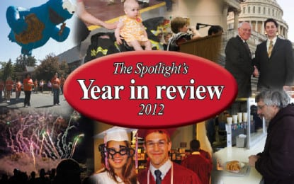 2012 in Review, Part 1, Schenectady County