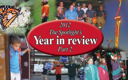 The Spotlight's 2012 Year in Review, Part 2