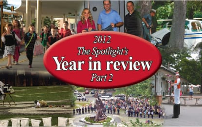 2012 in Review, Part 2, Saratoga County