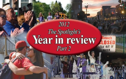 2012 in Review, Part 2, Schenectady County