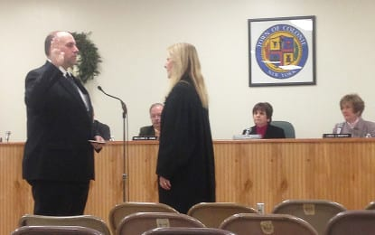Colonie Town Board heads into 2013