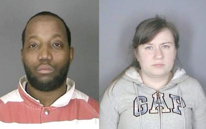 Police: Gloversville pair nabbed with heroin