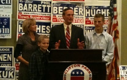 Saratoga County sees some tight races on Election Night