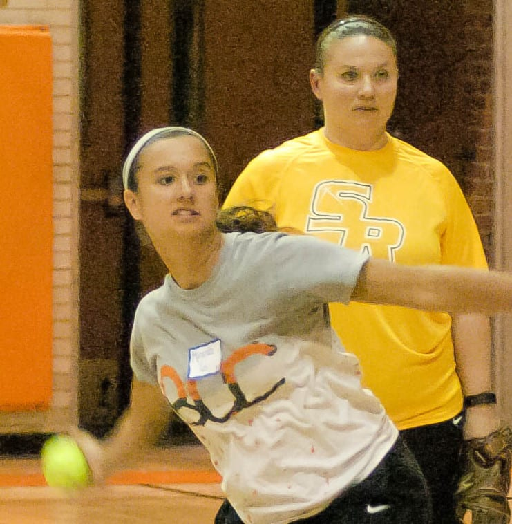 Getting a head start: Bethlehem Softball Booster Club  organizes a preseason clinic