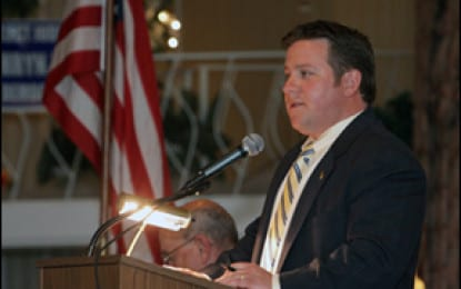 Albany County Executive Dan McCoy provides annual State of the County address