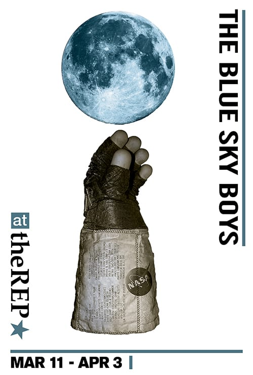 "A giddy race to the moon: A look at CapRep's production of ""The Blue Sky Boys"""