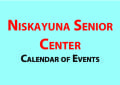 Niskayuna Senior Center November events calendar