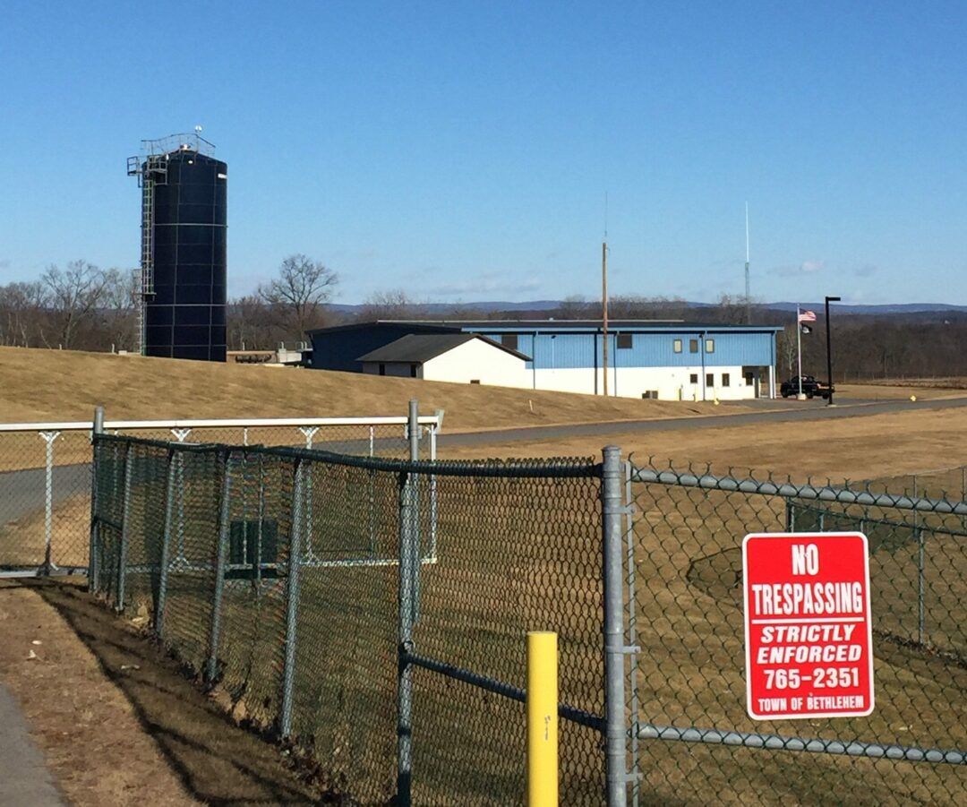 Water woes: As municipalities across the country face contaminated drinking water, Bethlehem fields questions over its own