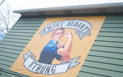 West Albany Strong: owner of Recycled Salon seeks closure after tragic homicide