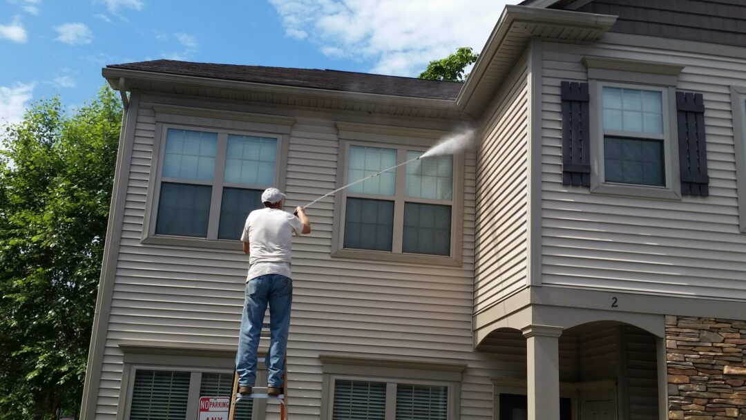 Spotlight News Service Solutions Offers Multiple Options Pressure Washing Is Just One Of Many