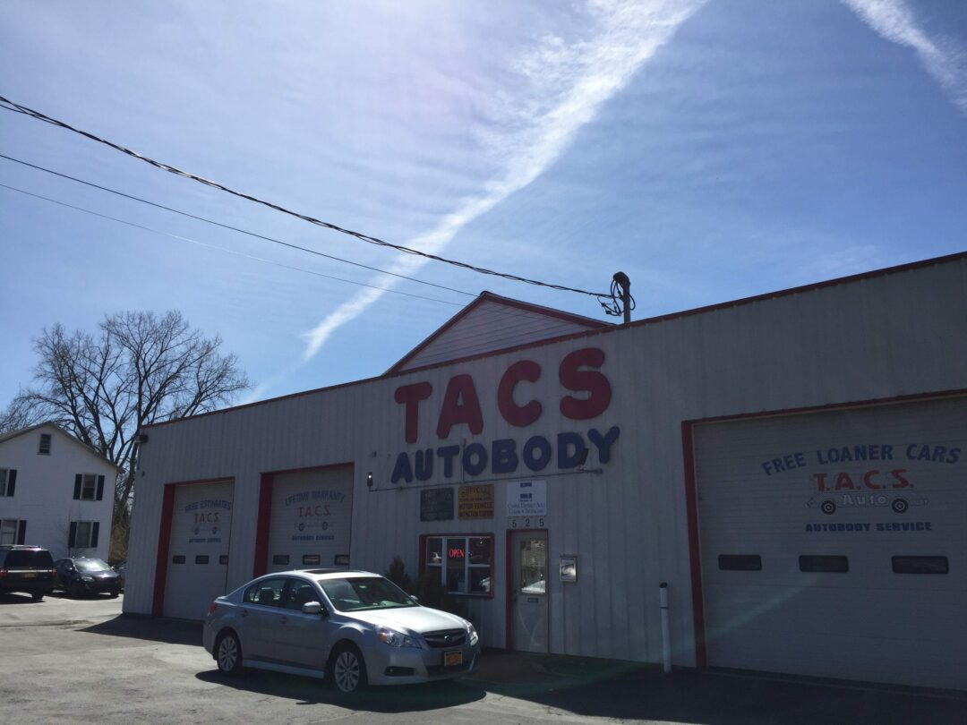 T.A.C.S. Autobody plans expansion: Additional space needed to keep up with technology, demand