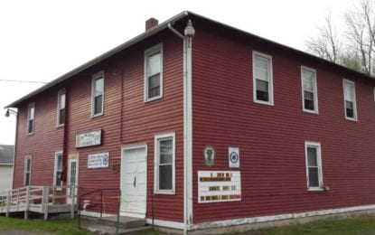 Bethlehem Grange Hall needs a new roof