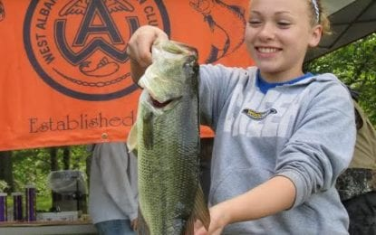 Sugar and spice: Girl Power often prevails at annual Youth Fishing Derby at Colonie Town Park