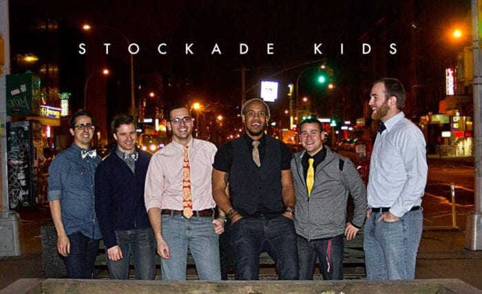 Kids are busting out: Stockade Kids opened for the Village People, now take on Tulip Fest this weekend