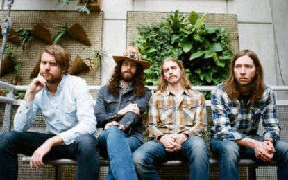 Southern Rock from Canada: The Sheepdogs play The Hollow Thursday