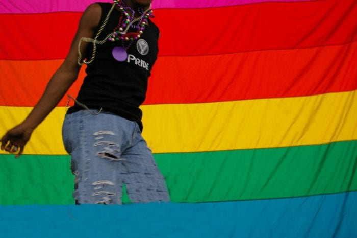 A lot to be proud of: As many as 30,000 revelers are expected to attend the Capital Pride Festival on Saturday