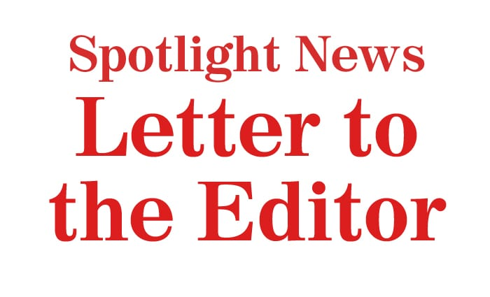 LETTER to the EDITOR: We have to address town development