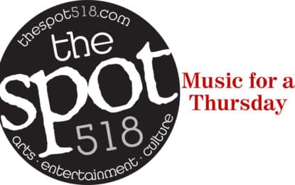 The Spot 518 Playlist December 15-21, 2016