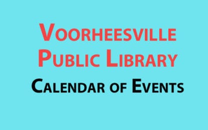 Voorheesville Public Library October events