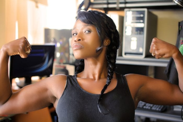Health and fitness: Burning calories at your desk job
