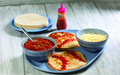 Let's Cook: Breakfast quesadilla a home run