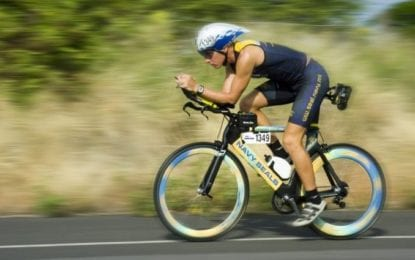 "Dare to dream: our trainer speaks to a couple of ""non-athletes"" training for Ironman"