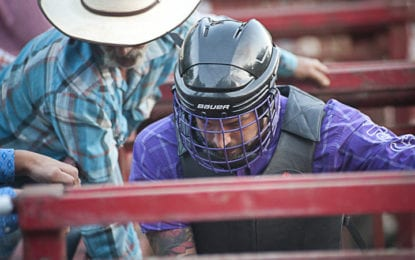 Spotted: Opening Night Double M Rodeo