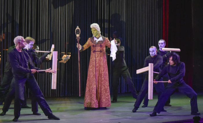 Theatre review: 'Witches' expands the mind