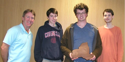 Bethlehem repeats as Masterminds champs