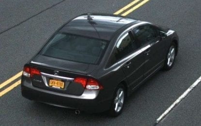 Cops find elderly victim's missing car, still searching for suspect