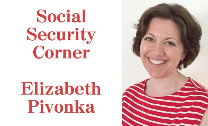 Social Security Corner: Extra security with my Social Security