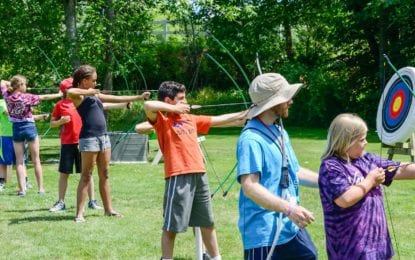 New archery equipment to expand YMCA camp programs