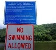 Two county employees drown in Lawson Lake