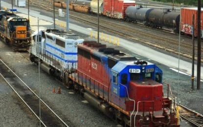 Off the rails: two tanker derailments at Selkirk Rail Yard have some local officials yelling, and others yawning